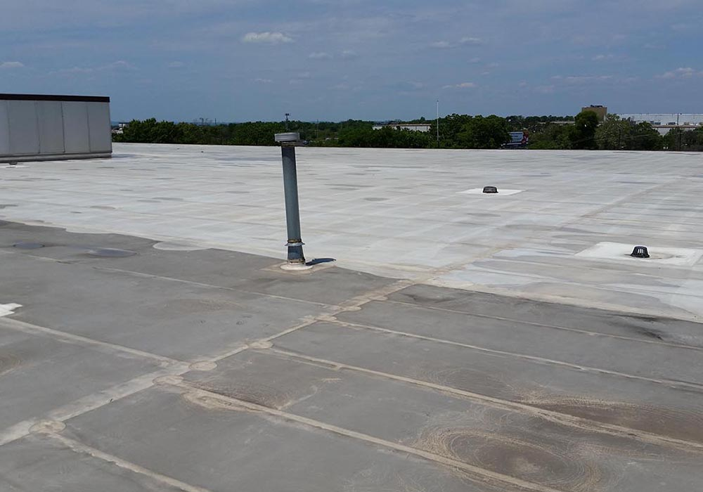 Instead Of Waiting For Your Roof To Be Damaged, Let The Professional  Commercial Roof Cleaning Team Clean And Restore Your Organizationu0027s Roof.